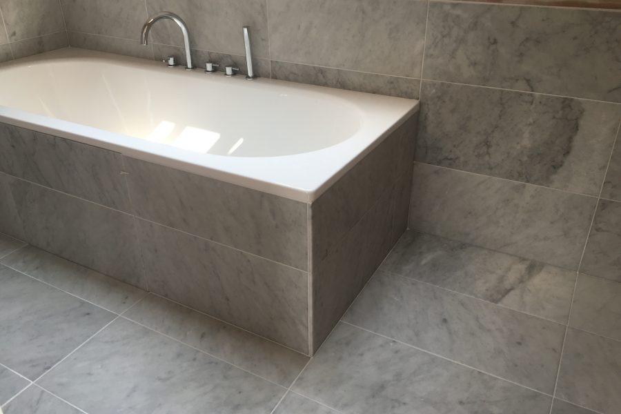 Tiling aspect tiling for Bathroom access panel ideas